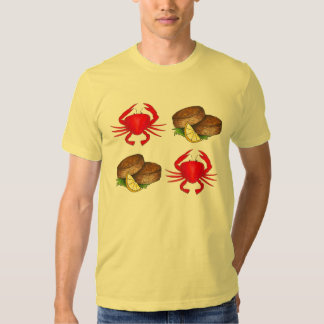 Baltimore Maryland Crabs Crab Cakes Foodie Tee