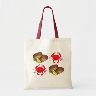 Baltimore Maryland Crabs Crabcake Crab Foodie Tote