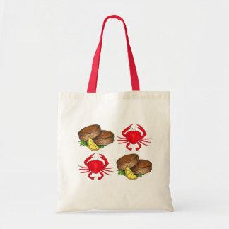 Baltimore Maryland Crabs Crabcake Crab Foodie Tote