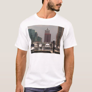 Baltimore Maryland Innerharbor Souveneirs T-Shirt