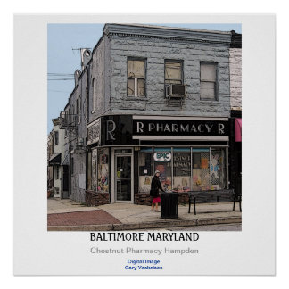 Baltimore Maryland Impresiones