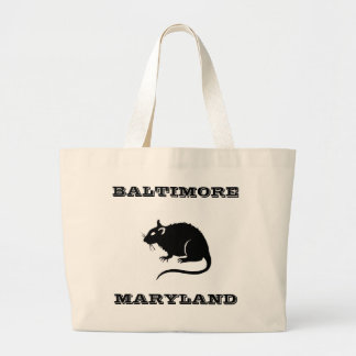 Baltimore Maryland Rat Bag