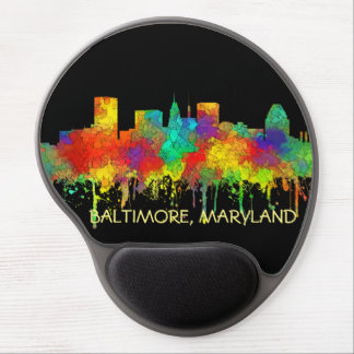 BALTIMORE, MARYLAND SG - GEL MOUSE PAD