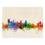 Baltimore Maryland Skyline Cityscape Post Card