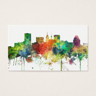 BALTIMORE MARYLAND SKYLINE SP - BUSINESS CARD