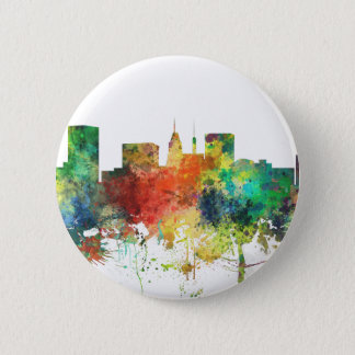 BALTIMORE MARYLAND SKYLINE SP - PINBACK BUTTON