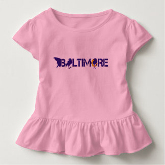 Baltimore Maryland, Sports Lovers Toddler T-shirt