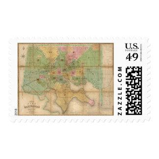 Baltimore, Maryland Stamp