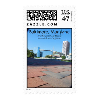 Baltimore, Maryland Stamps
