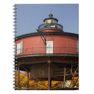 BALTIMORE, MARYLAND. USA. Seven-Foot Knoll Spiral Notebook