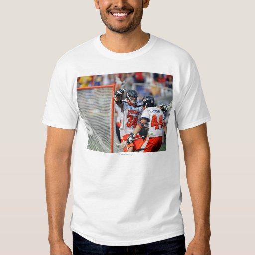 BALTIMORE, MD - MAY 30:  Colin Briggs #34 2 Tshirts