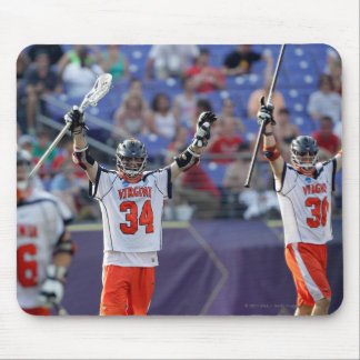 BALTIMORE, MD - MAY 30: Colin Briggs #34 Mouse Pad