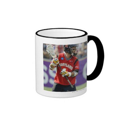 BALTIMORE, MD - MAY 30: Dan Burns #4 Ringer Coffee Mug