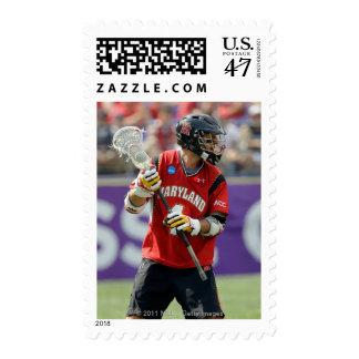 BALTIMORE, MD - MAY 30: Dan Burns #4 Postage Stamp