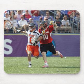 BALTIMORE, MD - MAY 30: Goalie Adam Ghitelman #8 Mouse Pad