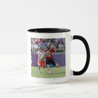 BALTIMORE, MD - MAY 30: Goalie Adam Ghitelman #8 Mug