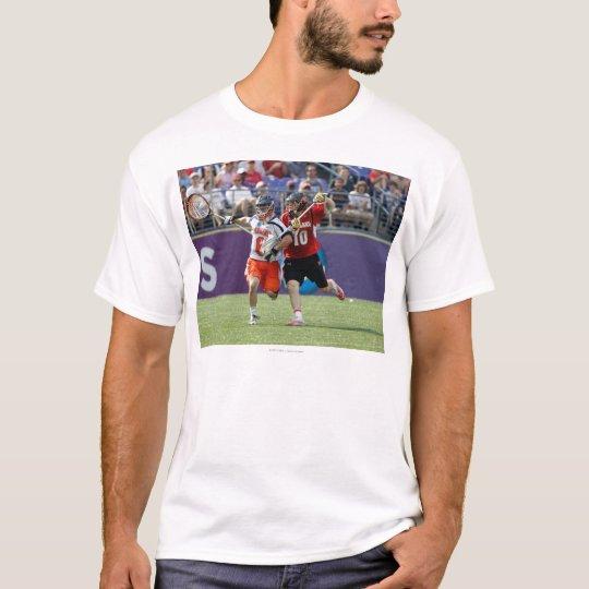BALTIMORE, MD - MAY 30: Goalie Adam Ghitelman #8 T-Shirt