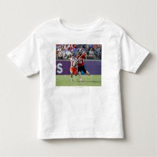 BALTIMORE, MD - MAY 30: Goalie Adam Ghitelman #8 Toddler T-shirt