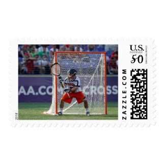 BALTIMORE, MD - MAY 30:  Goalie Adam Ghitelman Postage