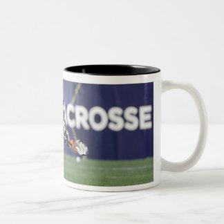 BALTIMORE, MD - MAY 30: Matt White #4 Two-Tone Coffee Mug