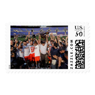 BALTIMORE, MD - MAY 30:  Members  Virginia Postage