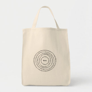 Baltimore Neighborhoods Tote Bag