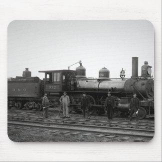 Baltimore & Ohio (B&O) Railroad Engine 932 Mouse Pad