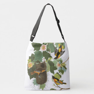 Baltimore Oriole Birds Wildlife Audubon Tote Bag
