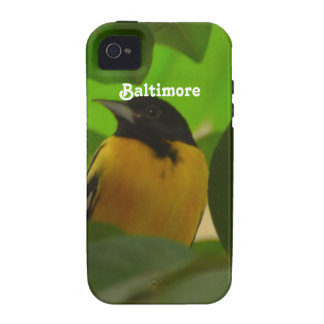 Baltimore Oriole iPhone 4/4S Cover