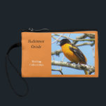 "Baltimore Oriole Coin Purse<br><div class=""desc"">Carry your coins and small keepsakes with a brightly-colored Baltimore Oriole!</div>"