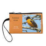 Baltimore Oriole Coin Purse<br><div class='desc'>Carry your coins and small keepsakes with a brightly-colored Baltimore Oriole!</div>