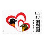 Baltimore Oriole Love Postage