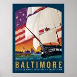 Baltimore: Por la luz temprana del amanecer Impresiones
