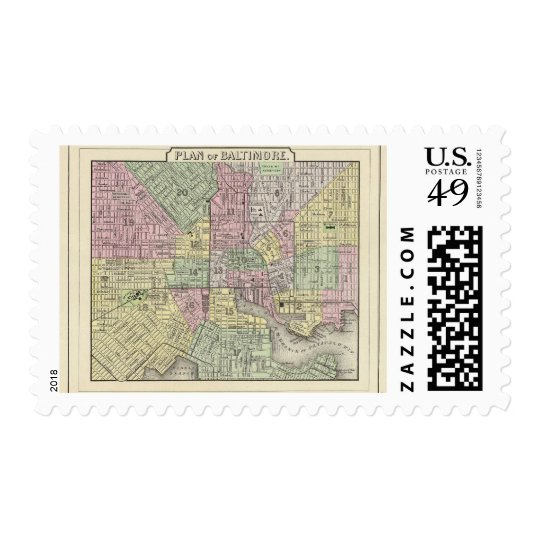 Baltimore Postage