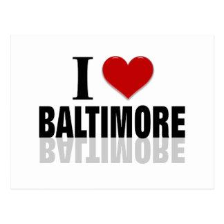Baltimore Postales
