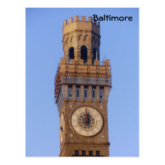 Baltimore Post Cards