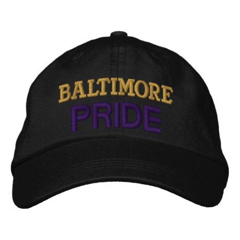 Baltimore Pride Cap