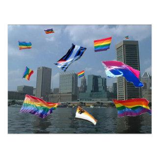 Baltimore Pride Postcard