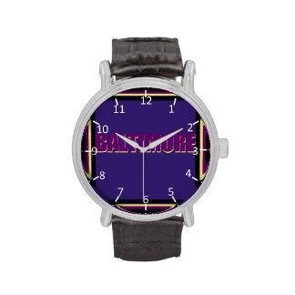Baltimore Reloj