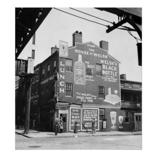 Baltimore Restaurant, 1943 Posters