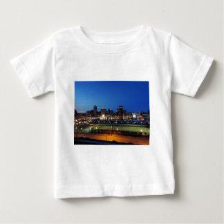 Baltimore Skyline at Dusk T Shirt
