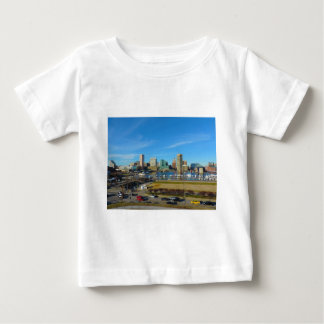 Baltimore Skyline from Federal Hill T Shirt
