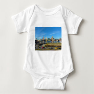 Baltimore Skyline from Federal Hill Tee Shirt