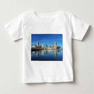 Baltimore Skyline Infant T-shirt