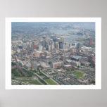 Baltimore Skyline Print