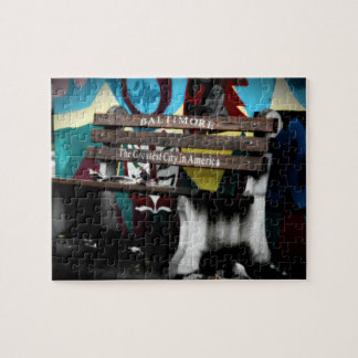 Baltimore: The Greatest City In America Jigsaw Puzzle