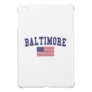 Baltimore US Flag iPad Mini Covers