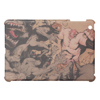 Balto attacked by werewolves cover for the iPad mini