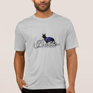 Balto es un perro del servicio del pastor alemán e camisetas