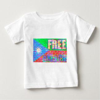 Baluchistan flag. free baluch baby T-Shirt